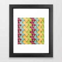 Hearts For Hearts. Framed Art Print