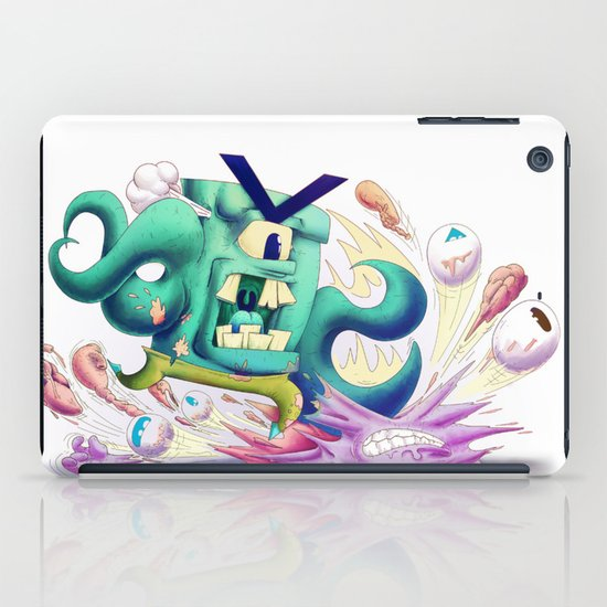 Pure New Tactics iPad Case