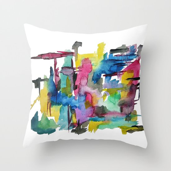 Ritual Throw Pillow