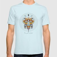 FOX Mens Fitted Tee Light Blue SMALL