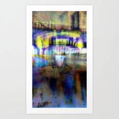 And the longer you linger, the linger you long. 07 Art Print