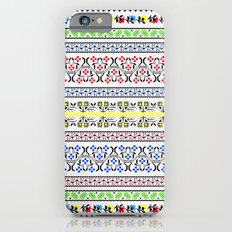 Folk Embroidery iPhone 6 Slim Case