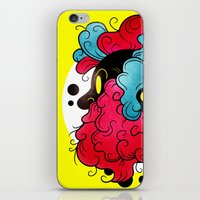 Trippie Beard iPhone & iPod Skin