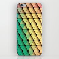 Abstract Geometric Color… iPhone & iPod Skin