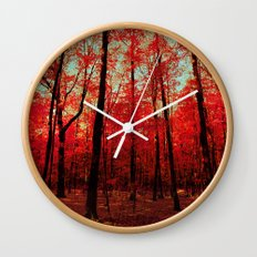 True North Wall Clock