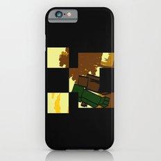 Friends forever (minecraft edition)  iPhone 6 Slim Case
