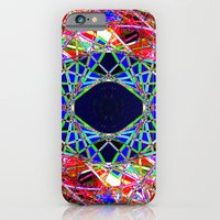 iPhone & iPod Case featuring 0014blueye by Luca Grs