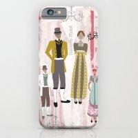 Ode to Austen iPhone 6 Slim Case