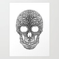 Anthropomorph Art Print