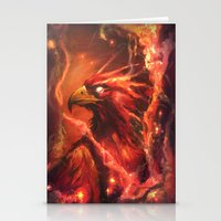 Fawkes Stationery Cards