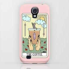 COFFEE READING Galaxy S4 Slim Case