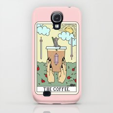 COFFEE READING Galaxy S4 Slim Case