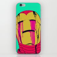 iPhone & iPod Skin featuring Smack! by Boneface