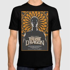 The Last Dragon SMALL Mens Fitted Tee Black