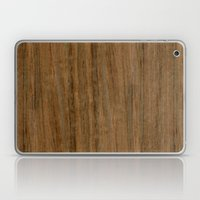 Etomie (Flat Cut) Wood Laptop & iPad Skin