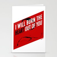SHERLOCK Moriarty Print Stationery Cards