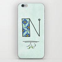 N N iPhone & iPod Skin
