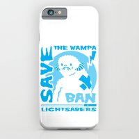 Save The Wampa iPhone 6 Slim Case