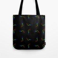 Gay Dancing Cobra Patter… Tote Bag