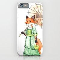 Lady Fox iPhone 6 Slim Case