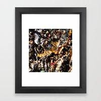 Basalt Framed Art Print