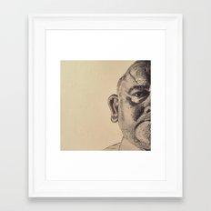 Rob Framed Art Print