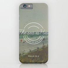 Psalm 95:5 Slim Case iPhone 6s