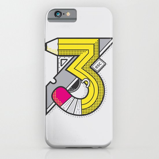 d3signer iPhone & iPod Case