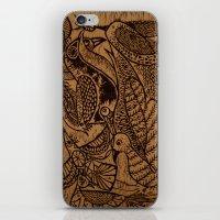 Birds (1) iPhone & iPod Skin