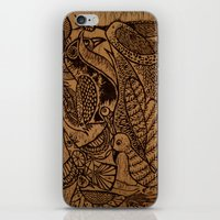 Birds (1) iPhone & iPod Skin