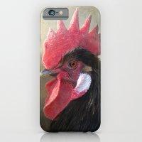 Black Rooster iPhone 6 Slim Case