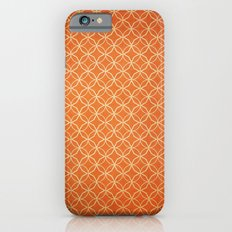orange crush iPhone 6 Slim Case