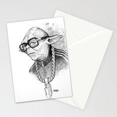 YO DMC Stationery Cards