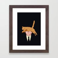 Cat Murray Framed Art Print