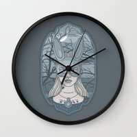 The Wrong Alice Wall Clock