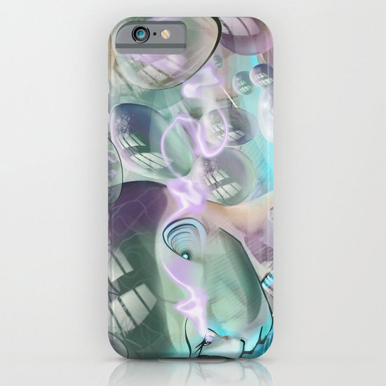 Bubble Head iPhone & iPod Case