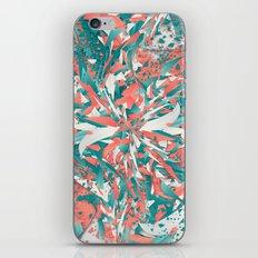 Pastel Explosion iPhone & iPod Skin