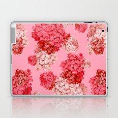 hydrangea (doubled) Laptop & iPad Skin