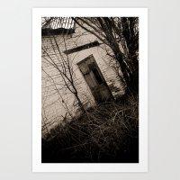 Entry Art Print