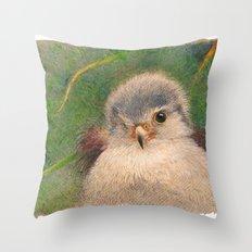 Nestling Throw Pillow