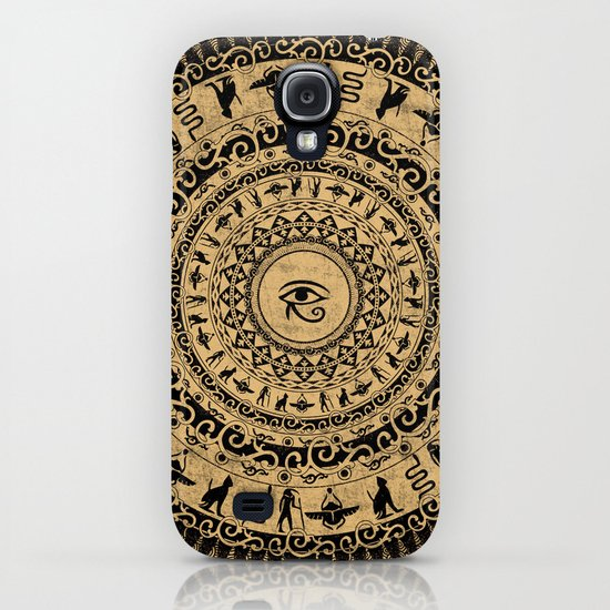 Look Into My Eye iPhone & iPod Case