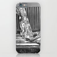 iPhone & iPod Case featuring B&W Chair by Alyssa