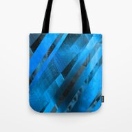 Free Floating Pattern (b… Tote Bag