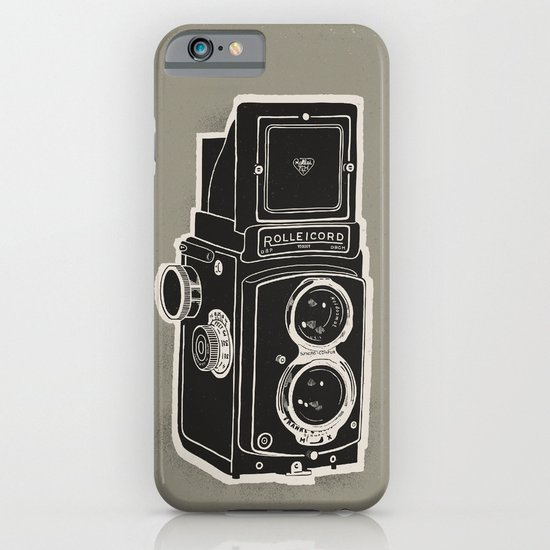 Rolleicord iPhone & iPod Case