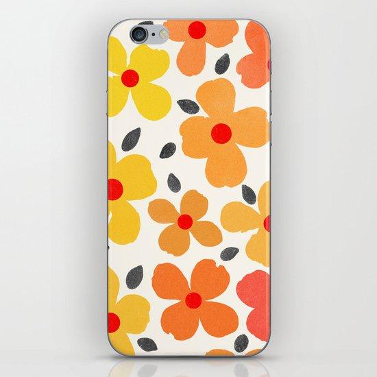 Dogwood Saffron iPhone & iPod Skin