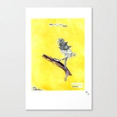 YellaBird | British Second | Canvas Print