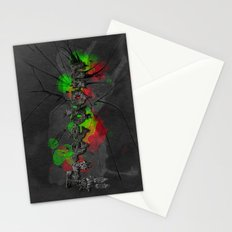 Fragments of freedom Stationery Cards