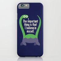 quote iPhone & iPod Cases featuring Myth Understood by David Olenick