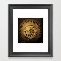 Yankees Framed Art Print