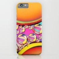 H20 & Oil IV iPhone 6 Slim Case